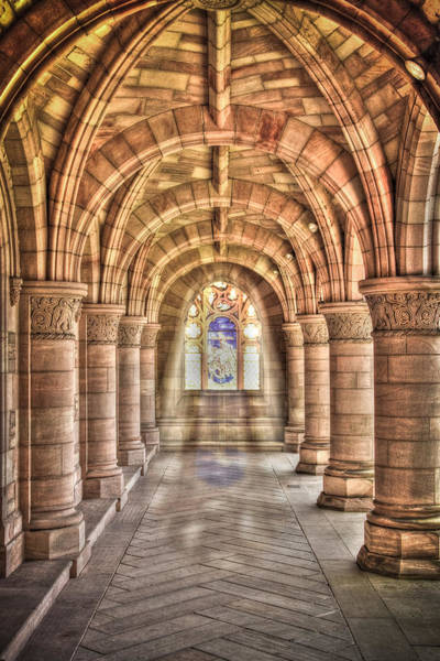 Photograph - Kelso Abbey by Susan Leonard