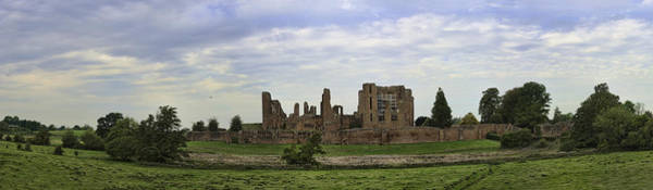 Photograph - Kenilworth Castle Panorama by Dan McManus