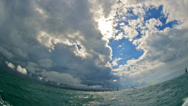 Photograph - Key West Horizon by Steven Lapkin