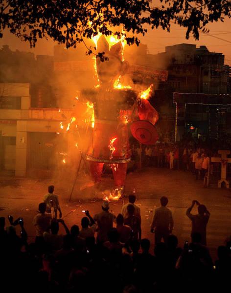 Ethnic Minority Photograph - Khar, Mumbai Ram Leela, The Story by Jaina Mishra