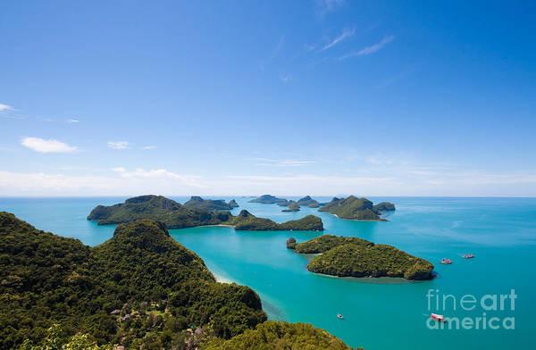 Koh Samui Photograph - Koh Samui Island Thailand by Fototrav Print