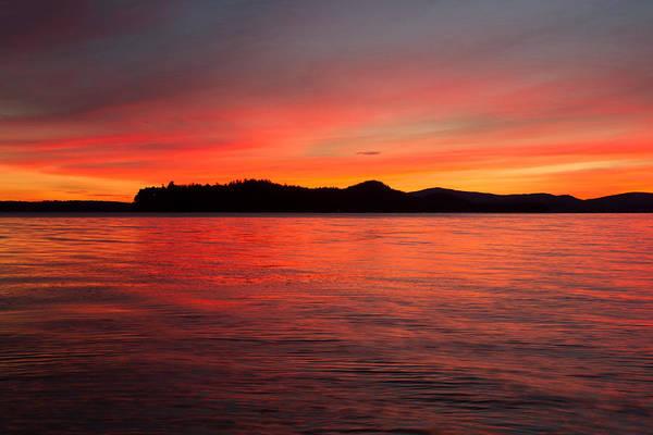 Photograph - Lake Winnipesaukee by Robert Clifford