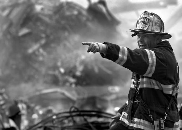 September 11 Attacks Photograph - Leading Through Chaos by Mountain Dreams