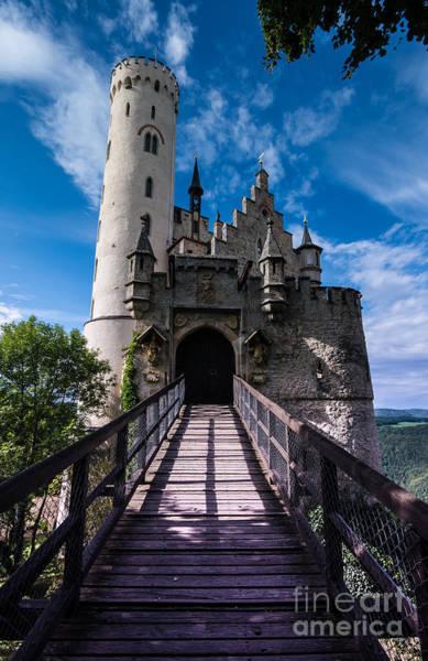 Lichtenstein Castle - Baden-wurttemberg - Germany Art Print