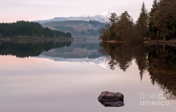 Loch Ard Photograph - Loch Ard by John Farnan