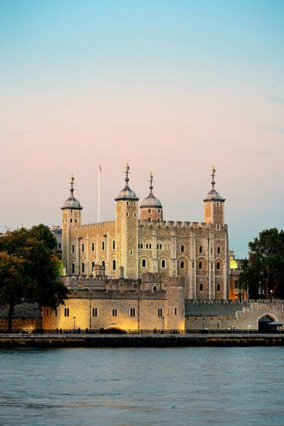 Photograph - London Tower by Songquan Deng
