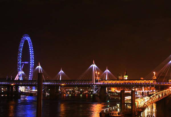 Photograph - River Thames - London by Doc Braham