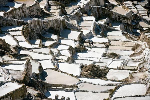 Wall Art - Photograph - Maras Salt Pans by Steve Allen/science Photo Library