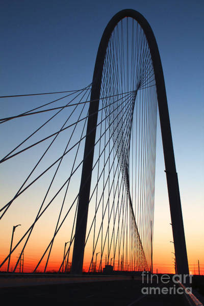 Wall Art - Photograph - Margaret Hunt Hill Bridge by Elena Nosyreva