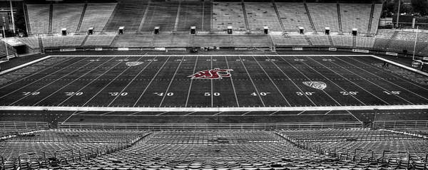Photograph - Martin Stadium At Washington State by David Patterson