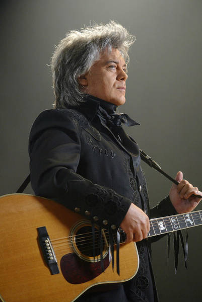 Starstruck Studios Wall Art - Photograph - Marty Stuart by Don Olea