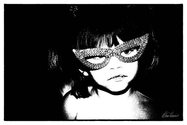 Photograph - Masquerade by Diana Haronis