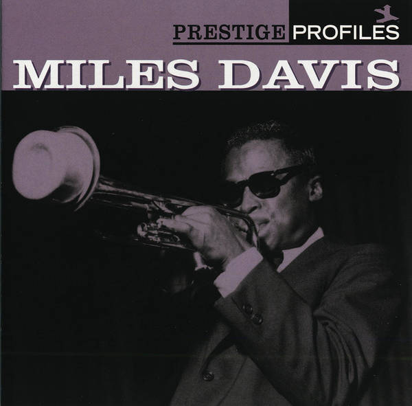 Wall Art - Digital Art - Miles Davis -  Prestige Profiles, Vol. 1 by Concord Music Group