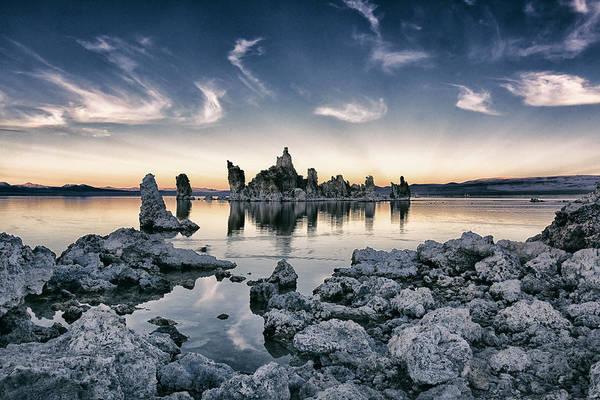Wall Art - Photograph - Mono Lake by Robert Fawcett