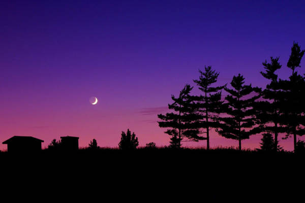 Wall Art - Photograph - Moonset by Cale Best