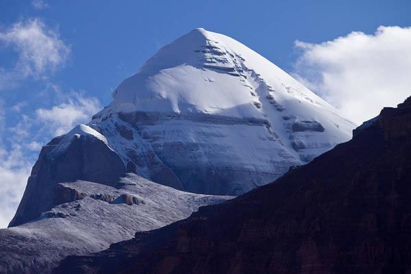 Mount Kailash Art Print