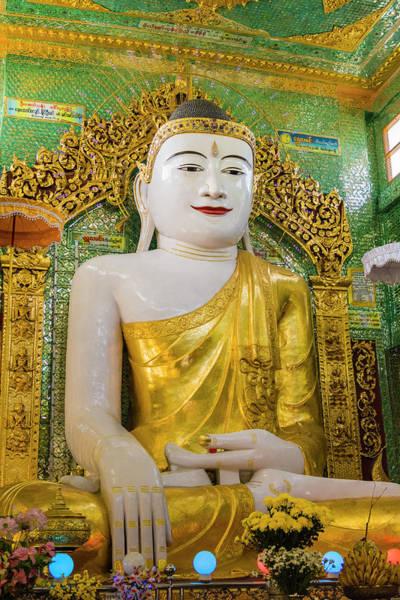 Burma Photograph - Myanmar Mandalay Sagaing Hill Soon U by Inger Hogstrom