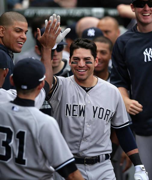 Photograph - New York Yankees V Chicago White Sox by Jonathan Daniel