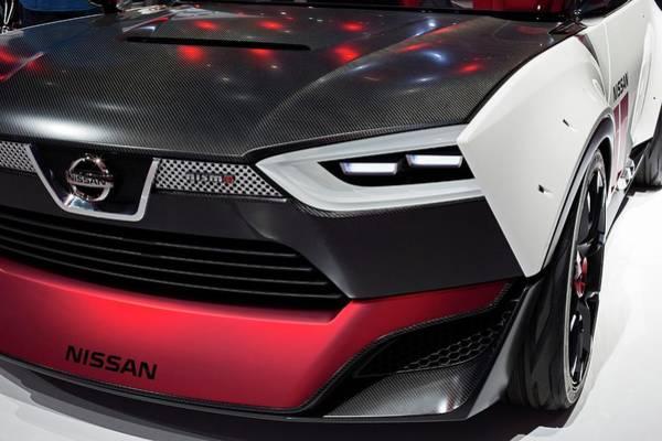 Auto Show Photograph - Nissan 1dx Nismo by Jim West