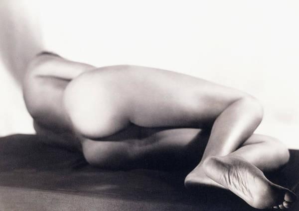 Nudity Photograph - Nude by Sasha Stone
