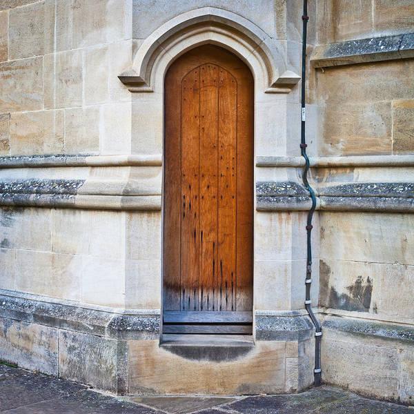 Door Wall Art - Photograph - Old Door by Tom Gowanlock