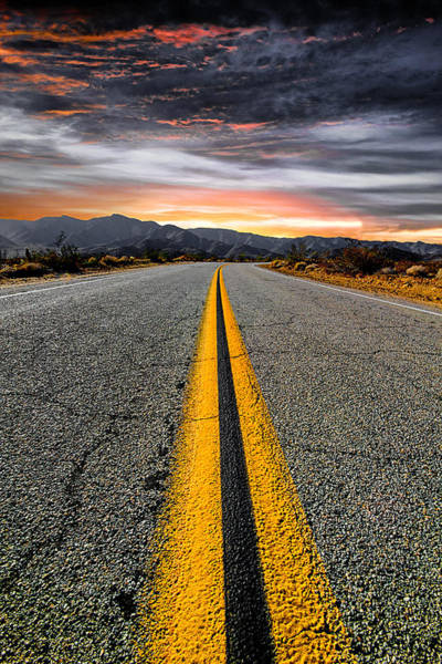 Deserts Photograph - On Our Way  by Ryan Weddle