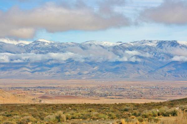Bishop Hill Photograph - Owens Valley by Marilyn Diaz