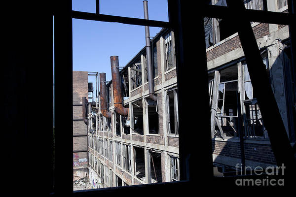 Photograph - Packard Factory by Jim West