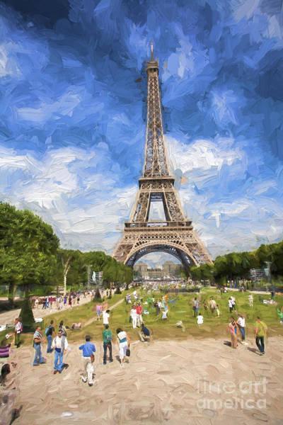 Wall Art - Photograph - Paris by Sheila Smart Fine Art Photography