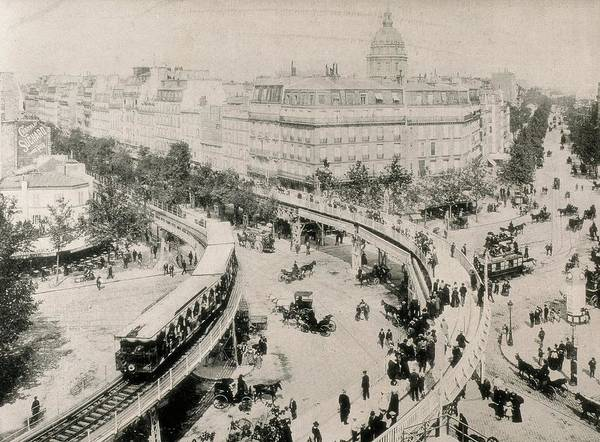 Wall Art - Photograph - Paris Universal Exhibition Exposition by Everett