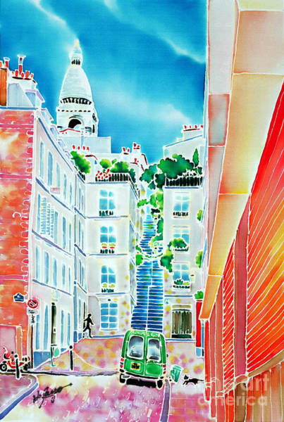 Passage Cottin Art Print