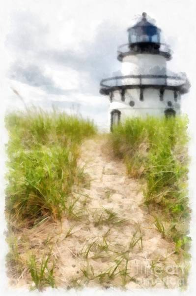 Photograph - Path To The Beach by Edward Fielding