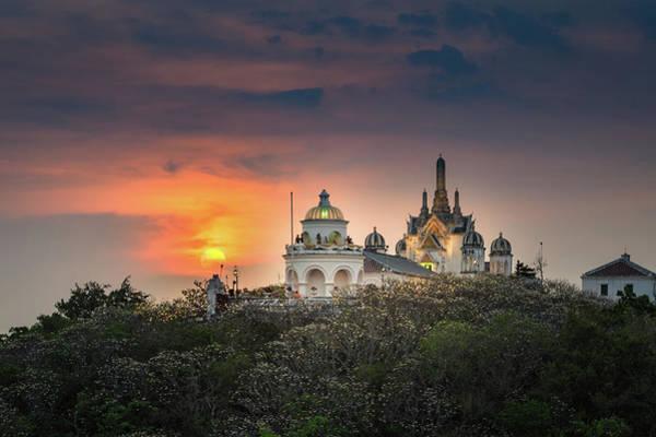 Bangs Photograph - Phra Nakhon Khiri Historical Park by Nitichuysakul Photography