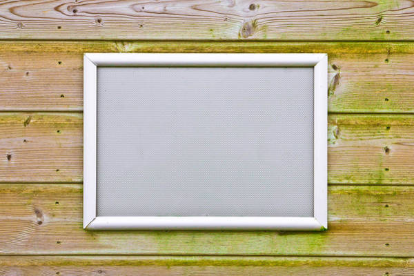 Notice Board Photograph - Picture Frame by Tom Gowanlock