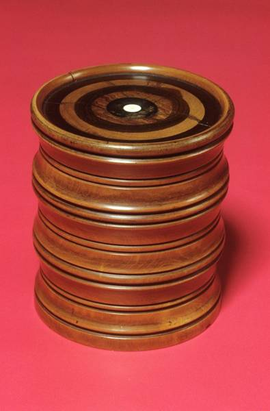 Treen Photograph - Pill Tower by Science Photo Library