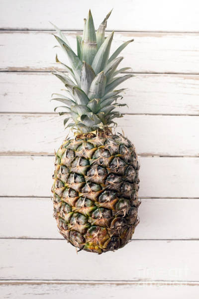 Juicy Fruit Wall Art - Photograph - Pineapple by Viktor Pravdica