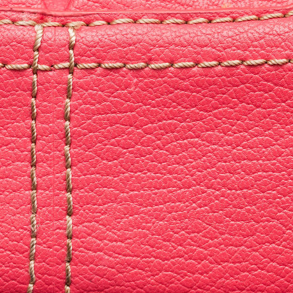 Wall Art - Photograph - Pink Leather by Tom Gowanlock
