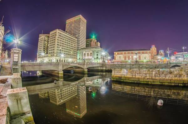 Photograph - Providence Ri by Alex Grichenko