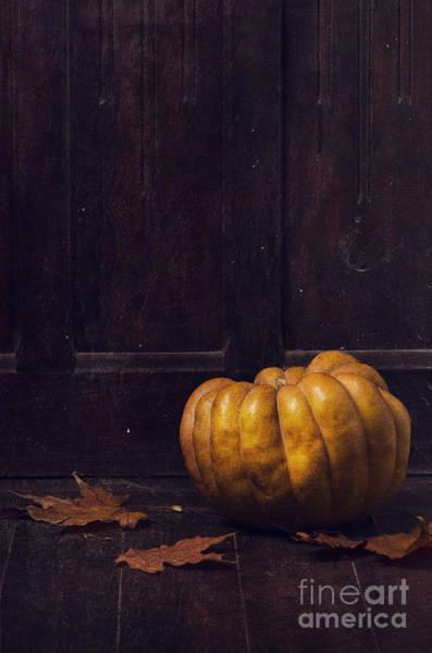 Pyrography - Pumpkin by Jelena Jovanovic