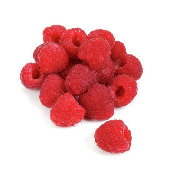 Wall Art - Photograph - Raspberries by Geoff Kidd/science Photo Library