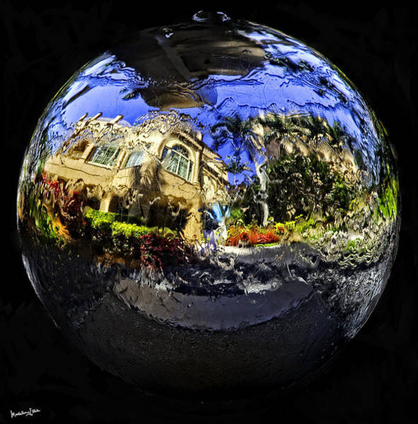 Houses Wall Art - Photograph - Reflection by Madeline Ellis