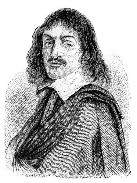 1600s Wall Art - Photograph - Rene Descartes by Science Photo Library