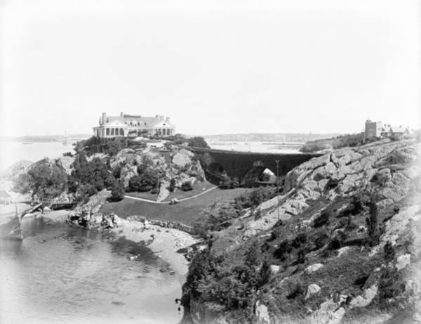 Photograph - Rhode Island Newport by Granger
