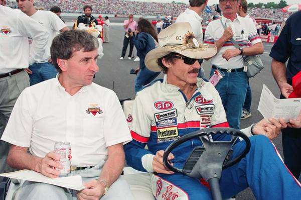 Stock Photograph - Richard Petty by Retro Images Archive