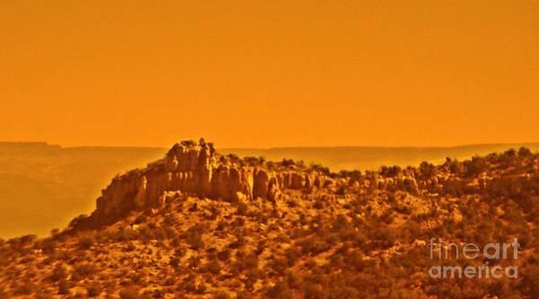 Photograph - Rim Rock Colorado by Randy J Heath