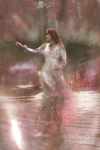 Wall Art - Photograph - River Wye by Angel Ciesniarska