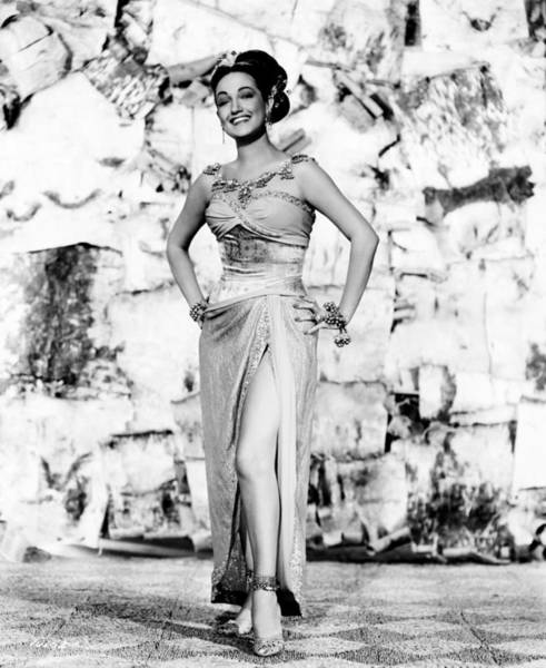 Wall Art - Photograph - Road To Bali, Dorothy Lamour, 1952 by Everett