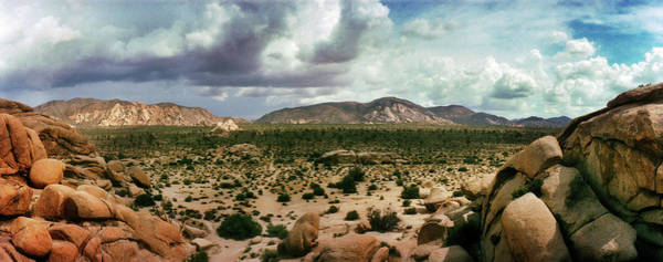 San Bernardino Photograph - Rock Formations On Landscape by Panoramic Images