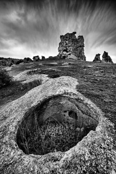 Photograph - Rock by Okan YILMAZ