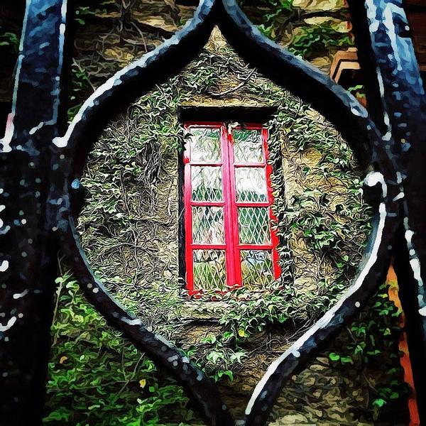 Photograph - Romantic West Village by Natasha Marco